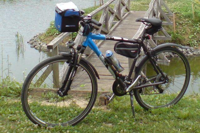 az ellopott bringa