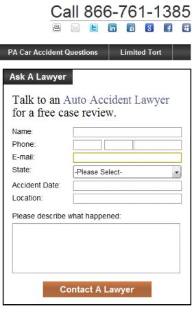 Nagy kár vagy necces eset ügyvédet kíván. Van, ahol onlione is lehet